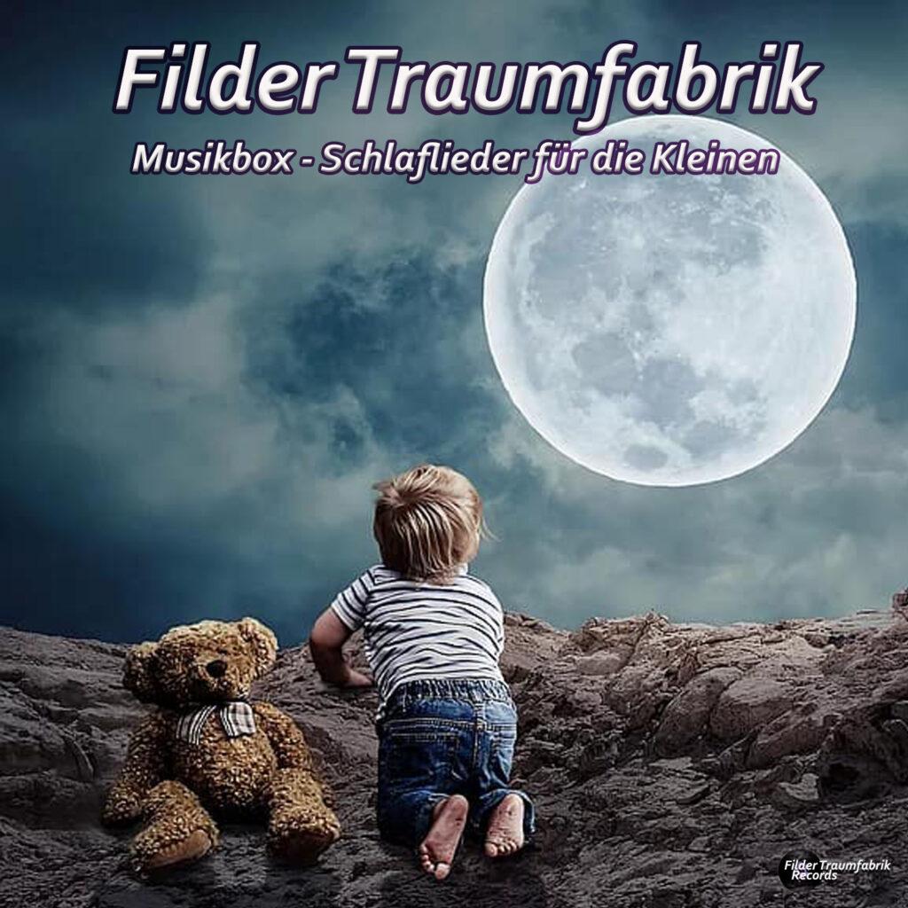 Album Musikbox Cover - Einschlaflieder