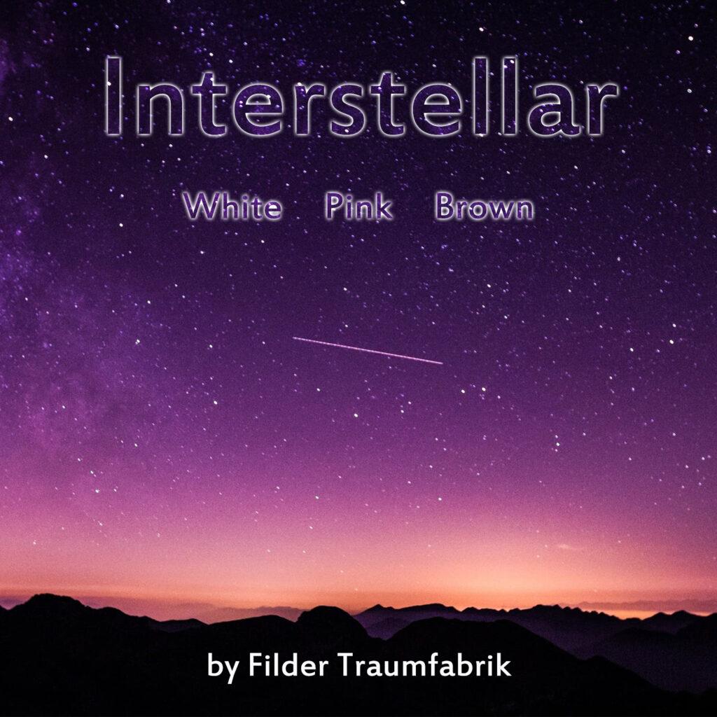 Interstellar Albumcover