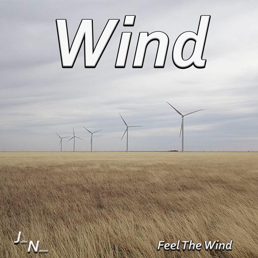Der Wind weht durch die Felder.